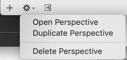 DeletePerspective