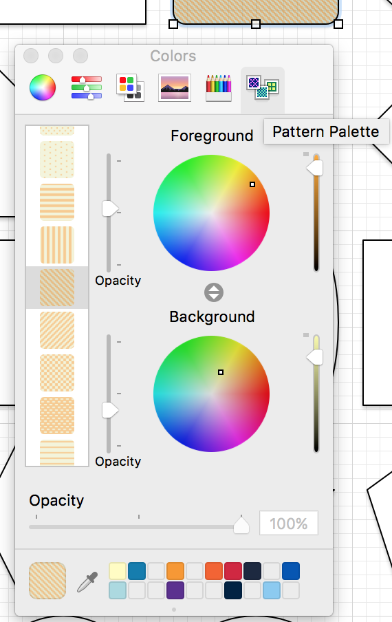 patterns for shape fill omnigraffle for mac the omni group forums